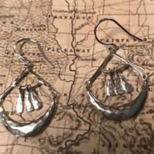 Silpada Jewelry - Silpada W3500 Swing By Sterling S. Drop Earrings